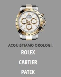 compro rolex viareggio